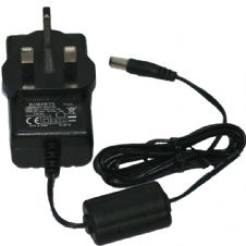 Roberts Radio PU22 PU35 RD49 ECO2 Power Adaptor 230v Black